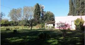 La Reja Atencion Inversor Chalet Quinta s/6000 m2 fte a B°cerrado