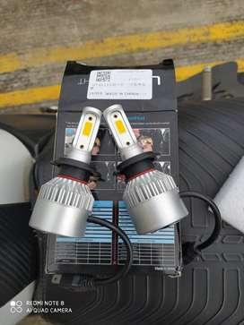 Luz Led H7 / 8000 Lumens (2unds)