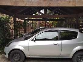 Vendo Ford Ka año 2012 ,color gris ,Fly 1.6 full ,3 puertas