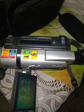 Video Camara digital Sony Handy Cam,