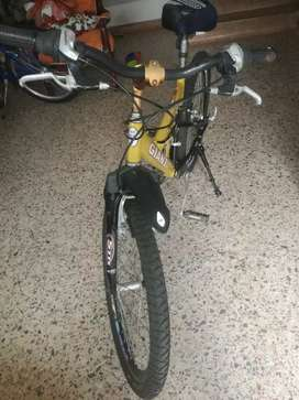 Vendo bicicleta todoterreno Giant 880 original