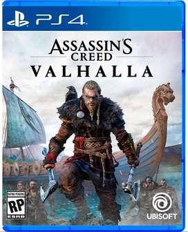 Ps4 Assassins Creed Valhalla Pre venta