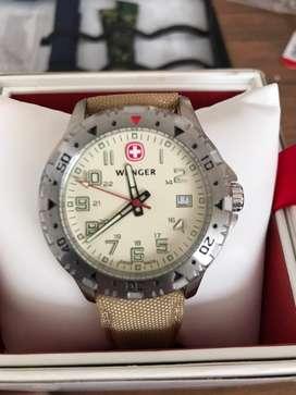 Reloj Wenger Suizo original