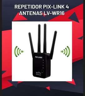 Repetidor de señal wifi