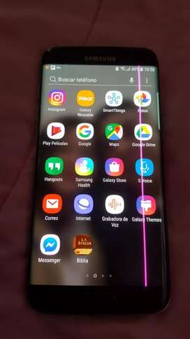 Se vende s7 edge doble sim
