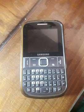 Vendo Samsung chat 222