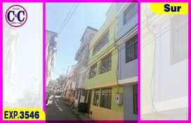 CxC Venta Casa Independiente, Turubamba Bajo, Sur de Quito, Exp. 3546