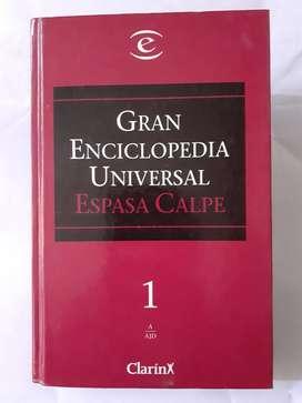 Gran Enciclopedia Universal 1 Enciclopedia Espasa Calpe
