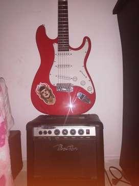 Guitarra electrica Persian