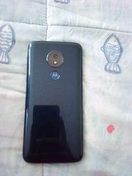 Vendo celular Motorola g7 power