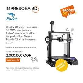 IMPRESORA 3D IMPORTADA, PAGALA EN LA PUERTA DE TU CASA.