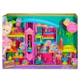 Polly Pocket Mega Casa De Sorpresas