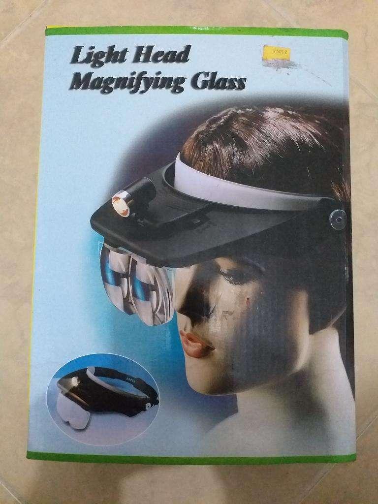 Gafas para Electrónica