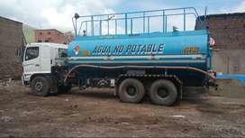 Vendo cisterna de agua de 5000 gl