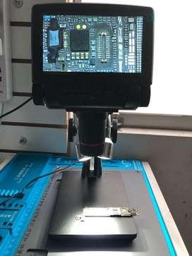 Microscopio digital para celulares
