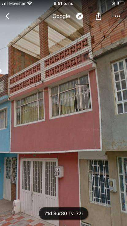 Se vende espectacular CASA en Bogotá