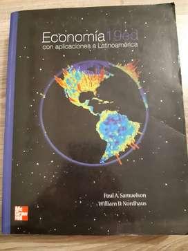 Libro ECONOMIA CON APLICACIONES A LATINOAMERICA 19 EDICION