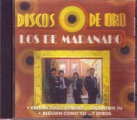 Los del Maranaho - 14 éxtos cd cumbia sabntafecina