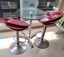 Vendo sillas giratorias