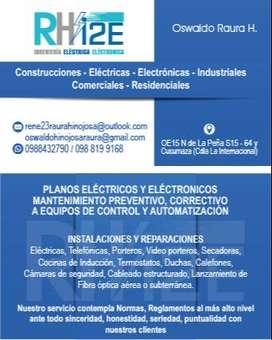 Instalaciones Eléctricas & Electrónicas