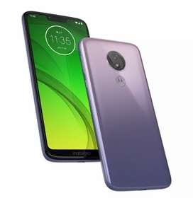 Vendo moto G7 power