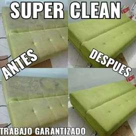 Combos de limpieza muebles +6sillas de comedor.  DESDE 35$