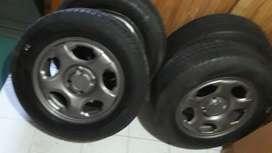Llantas Ford Ecosport