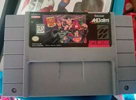 Justice League Task Force Snes Super