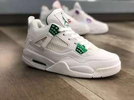 Botas Zapatillas para Baloncesto Blancas