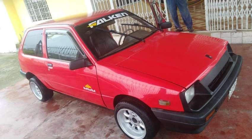 Suzuki Forza Año 1991 Rojo 0