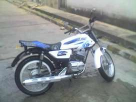 Moto rx115