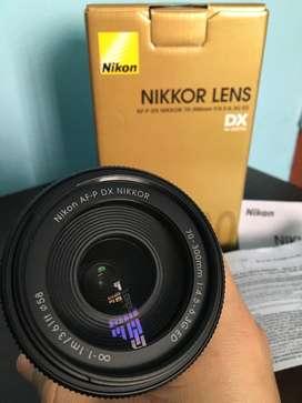 Lente/objetivo nikkor 70-300mm