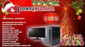 OFERTA DE CPUS NUEVOS...