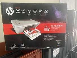 Impresora Hp Deskjet Ink Advantage 2545