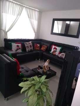 Anticres apartamento en Condiminio Monterrey