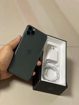 Iphone 11 Pro max 64 gb negociable