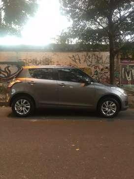 Suzuki Swift 2015 gris (tto Sabaneta)