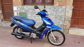 VENDO Gilera smash 125cc 2017