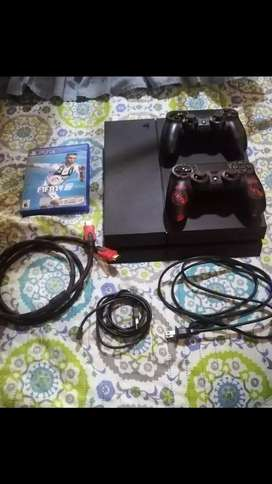 Se vende ps4 negociable