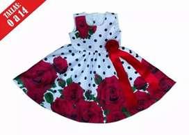 Hermoso Vestido Personalizado Flores