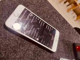 Iphone 7 plus con huella