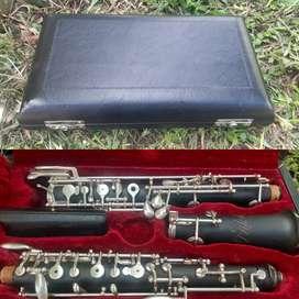 Oboe en Resina