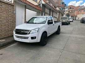 Chevrolet luv dmax cabina sencilla motor turbo diesel 2.5