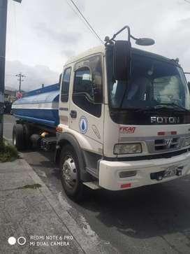 Servicio de Agua Potable en Tanquero
