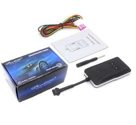 GPS Tracker System con Trabagas