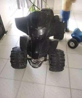 Vendo moto eléctrica en buen estado