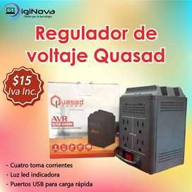 Regulador de voltaje Quasad