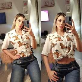 Hermosas blusas