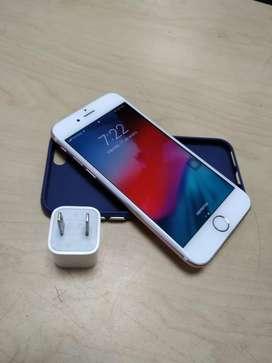 Iphone 6s Libre para todo operardor Oro Rosa