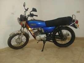 Vendo moto Yamaha rx 100